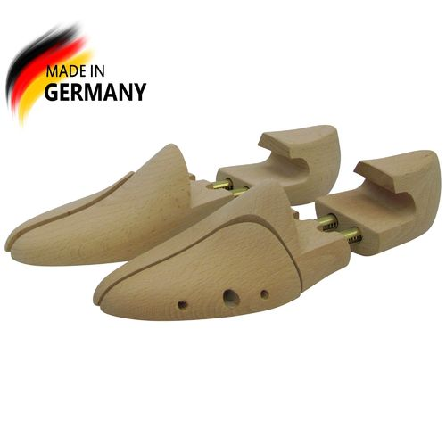 Max No.2 Schuhleisten aus Buchenholz, by MTS shoecare, made in Germany
